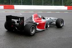#1 Klaas Zwart, Benetton B197 F1 1997