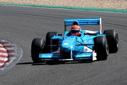 #2 Marijn van Kalmthout, Benetton B197 F1 1997