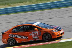 #74 Compass 360 Racing: David Thilenius, Zach Lutz