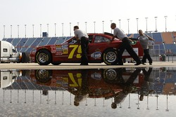 Johnny Chapman, Rick Ware Racing Ford