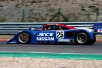 #25 Nissan R90C: Katsu Kubota