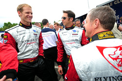 Seth Neiman, Jörg Bergmeister and Spencer Pumpelly