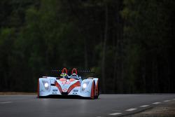 #15 Oak Racing Oak Pescarolo - Judd: Guillaume Moreau, Pierre Ragues, Tiago Monteiro