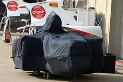 New Sauber F1 chassis