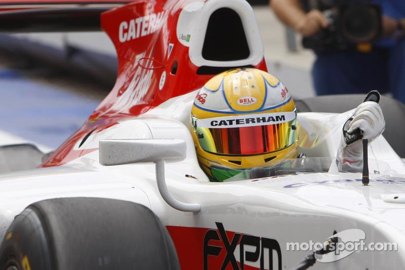 Luiz Razia, Team AirAsia