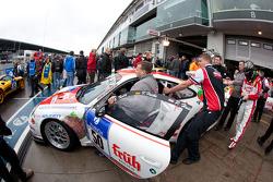 #50 Sponsorcard: MSC Adenau e.V. Porsche 997 GT3 Cup