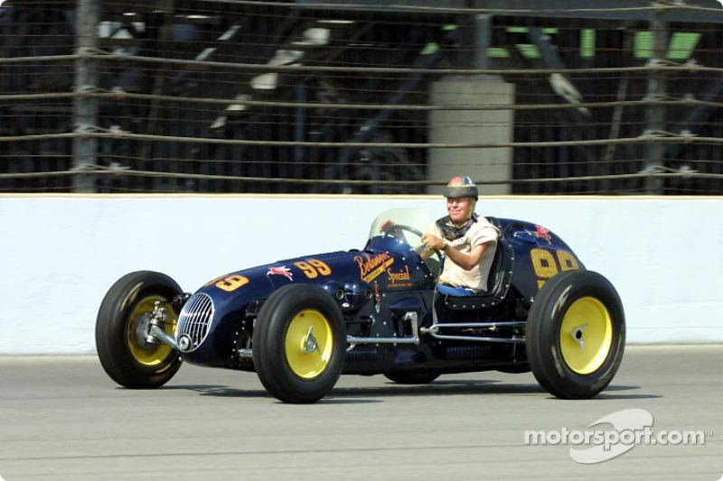 Gary Bettenhausen in the Belanger Motors Special