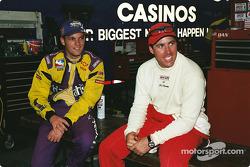 Airton Daré and Richie Hearn