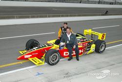 Scott Sharp and Tom Kelley