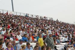 Richmond crowd