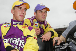 A.J. Foyt IV and Airton Daré