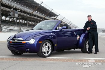 Herb Fishel and the Chevy SSR