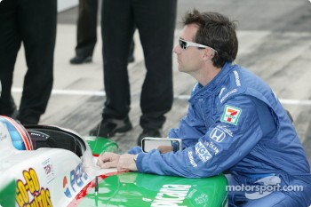 Tony Kanaan and Bryan Herta