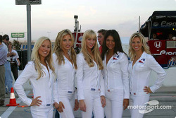 The lovely IndyGirls