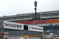 Twin Ring Motegi grandstands