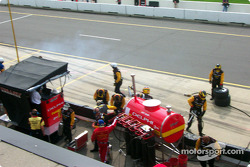 After the pitstop