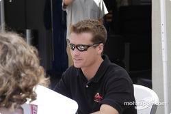 Scott Dixon, reigning IRL champion