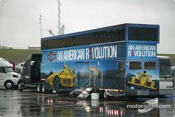 Chevrolet mobile unit