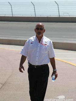 Former Indianapolis 500 Champion Bobby Rahal