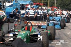 Herdez Bettenhausen and Player's Racing