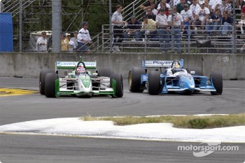 Shinji Nakano and Patrick Carpentier