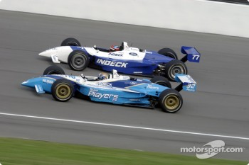 Patrick Carpentier and Bryan Herta