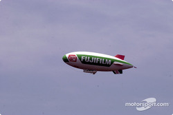 Fuji Film blimp