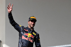 3rd place Daniel Ricciardo, Red Bull Racing