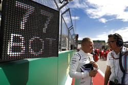 Valtteri Bottas, Williams, Jonathan Eddolls, race engineer