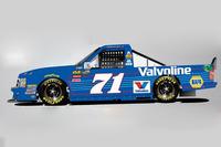 NASCAR Truck Fotoğraflar - Chase Elliott, NAPA Racing Chevrolet renk düzeni