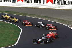 Mika Hakkinen, McLaren führt
