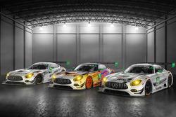 Daytona Mercedes AMG testing