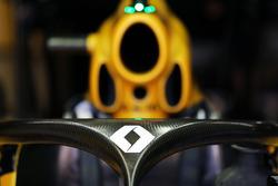 Renault Sport F1 Team RS16, mit Cockpitschutz Halo