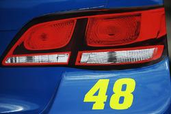Detail: Auto von Jimmie Johnson, Hendrick Motorsports, Chevrolet