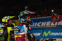 Motorrace: overig Foto's - Alex Marquez, Toni Elias
