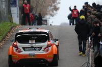 Rally: overig Foto's - Matteo Beretta, Fabrizio Carrara, Ford Fiesta