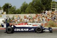 Formula 1 Foto - Teo Fabi, Toleman TG181C Hart