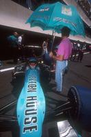 F1 图片 - Ivan Capelli, Leyton House CG901 Judd