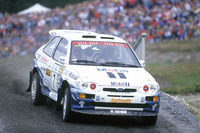 WRC Fotos - Tommi Makinen, Seppo Harjanne, Ford Escort RS Cosworth