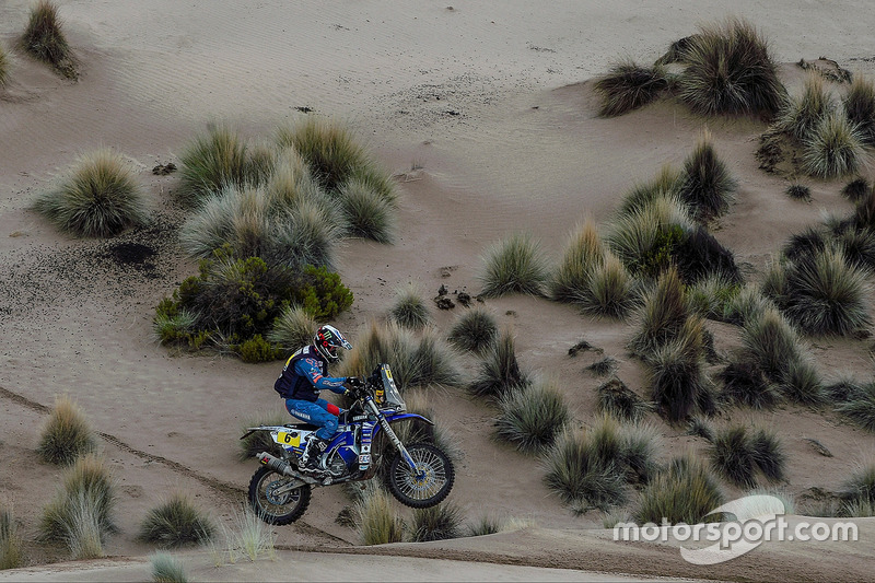 #6 Yamaha Official Rally Team: Адріан ван Беверен