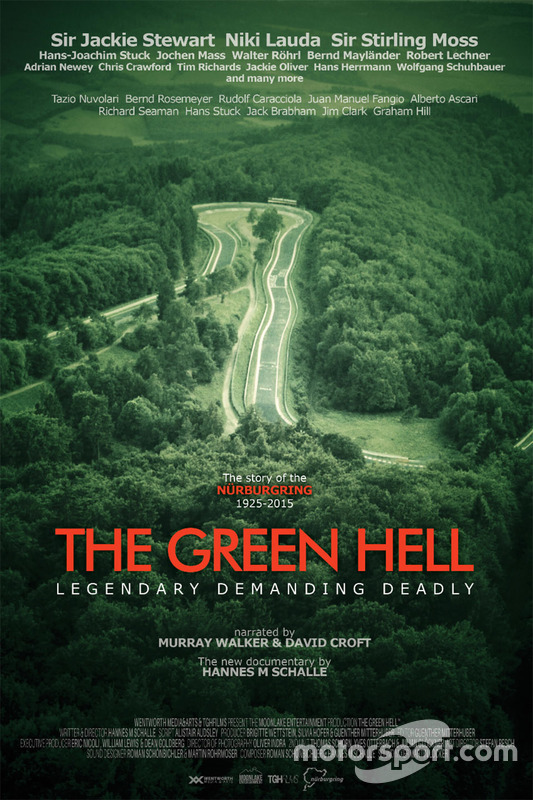 The Green Hell poster