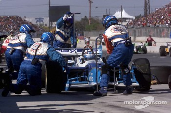 Pitstop for Alex Tagliani