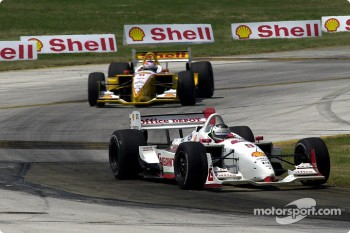 Michel Jourdain Jr. and Jimmy Vasser