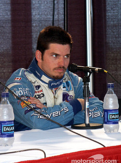 Press conference: Patrick Carpentier