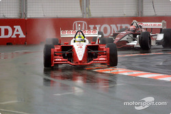 Bruno Junqueira and Tony Kanaan