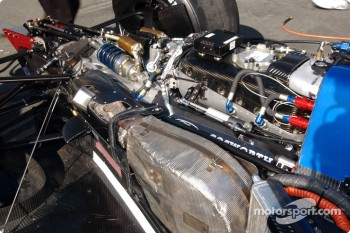 Ford-Cosworth powerplant