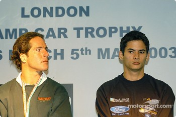 Press conference: Mario Dominguez and Alex Yoong