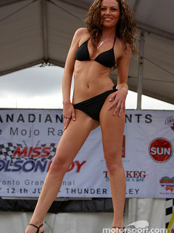 Miss Molson Indy 2003: the swimwear part