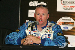 Post-qualifying press conference: Paul Tracy