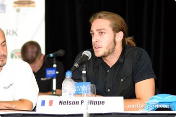 Pre-weekend press conference: Nelson Philippe
